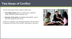 Resolving Conflicts Online Course Screenshot