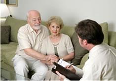 Caregivers with Dementia Patient
