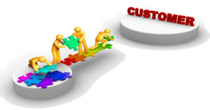 Serve your internal and external customers well by understanding them deeply.