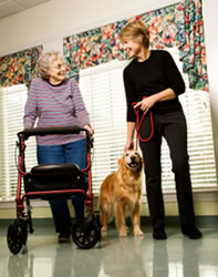 Caregivers with Dementia Patient