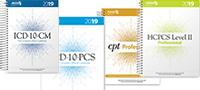 ICD-10, HCPCS, CPT Codebooks