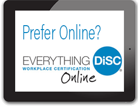 Online Everything DiSC Certification