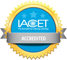 Corexcel is accredited by the International Accreditors for Continuing Education and Training
